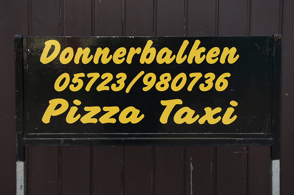 Donnerbalken in Rodenberg