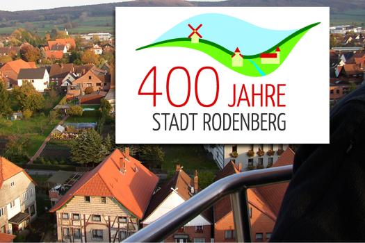 400 Jahre Stadt Rodenberg