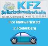 Mehr Informationen - Auto-Mietwerkstatt in Rodenberg